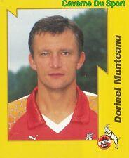 133 DORINEL MUNTEANU ROMANIA 1. FC KOLN STICKER FUSSBALL PHASE 1998 PANINI