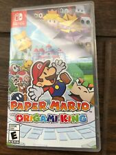 Paper Mario: The Origami King (Nintendo Switch, 2020)