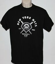 New York Mets Baseball Club Est. 1962 Men's Gear for Sports Large Black T Shirt