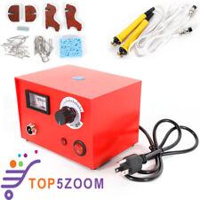 Pyrography Machine 50W 110V gourd leather straw bark leaves straw carving New