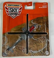 Matchbox 2021 Sky Busters - Boeing AH-64 Apache Helicopter 14/31