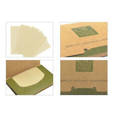 100 Sheets Facial Clean Makeup Oil-Absorbing Tissue Oil Control Blotting Paper
