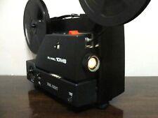 B&H 10MS Super 8 & Regular 8mm Variabl Speed Movie Projector ~SERVICED~