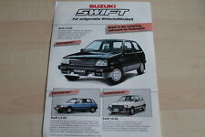 94200) Suzuki Swift Prospekt 03/1986