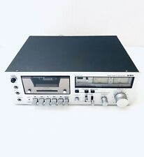 Vintage AIWA Stereo Cassette Deck AD-6350 DIN 45 500 HIFi Japan