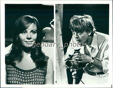 1967 Blow Up Original Press Photo Vanessa Redgrave David Hemmings
