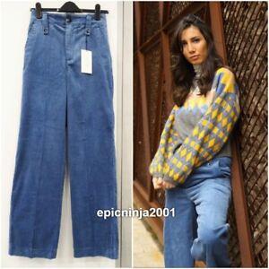 Las Mejores Ofertas En Pantalon De Pana Zara Para Mujeres Ebay