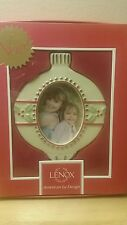 Lenox Ornament   Frame  Ornament NIB for your Christmas Holiday