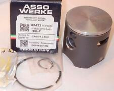 Cagiva Mito 125cc, later Sport type, 56mm FORGED piston assy, ASSO Italy 05433/F