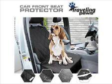 New listing Mje Traveling Paws Front Car Seat Protector for Pets, 600D Waterproof New