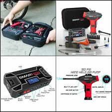 Power Kit TECH-5000P Vehicle Jump Starter and Power Bank with Accessories