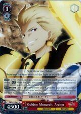 Golden Monarch, Archer - FZ/S17-E061 - R 1x Near Mint Weiss Schwarz