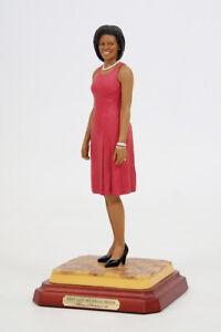 "THOMAS BLACKSHEAR'S EBONY VISIONS -- ""FIRST LADY MICHELLE OBAMA"""