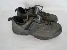 Shimano SH-WM43 Womens Size EU 40 US 7.8 Gray Cycling Touring Shoes