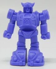 Japanese Transformers BUMBLEBEE keshi rubber figure purple Autobot G1 MOVIE cute