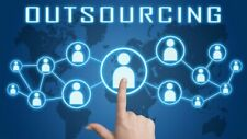 Portfolio Of Outsourcing Domain Name For Sale - One Off Business Oppurtunity