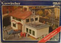 MINT SHRINK WRAPPED POLA 857  HO KIT - GAS WASHING STATION WITH CRANE