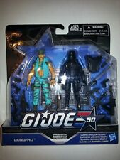 G.I.JOE 50th ANNIVERSARY: MARINE DEVASTATION: GUNG-HO vs COBRA SHADOW GUARD