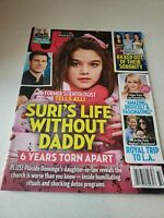 US Weekly Magazine Issue 32 August 12, 2019 Suri's Life Without Daddy No Label