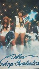 1970s Dallas Cowboys Cheerleaders Football 1977 Original Retro Vintage Poster