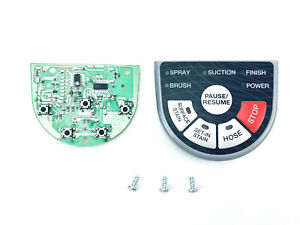BISSELL 33N8 SPOTBOT PET CARPET CLEANER PART - board - control  PCB0452