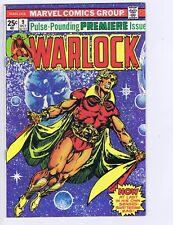 Warlock #9 Marvel 1975