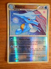 Carte Pokémon Rare Holo reverse Hyporoi 130 PV 17/95 (Déchainement)