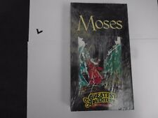Greatest Adventure Stories From the Bible MOSES VHS **NEW
