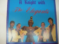 A Knight With The Elegants  stereo LP