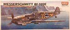 1/72 Academy 2133 Messerschmit Bf-109E German WW2 Fighter + Slovak Markings #10.