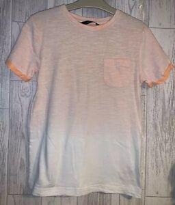 Boys Age 8-9 Years - Ombré T Shirt Top