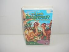 The Land Before Time IV: Journey Through the Mists VHS Video Tape Movie
