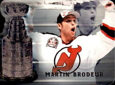 1998-99 Be A Player Playoff Highlights #H4 Martin Brodeur (ref 10142)