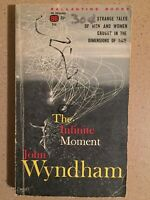 The Infinite Moment by John Wyndham (1962, Mass Market Paperback) Vintage