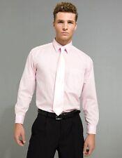 Herrenhemd Langarm Service viele Farben bis Größe 56 Kellnerhemd Übergrösse Hemd