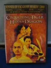 Crouching Tiger Hidden Dragon Dvd Great Shape