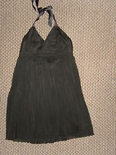 ladies backless dress  size m  (12/14)