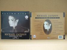 Mega Rare Michael Jackson On Cover Only Malaysia CD FCS7669