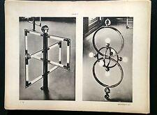 Le Luminaria et les moyens d'éclairage nouveaux Vol 2 Moreau Art Deco Iluminación