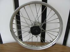 "2000 Honda CR 80 Front Wheel 17"" inch"