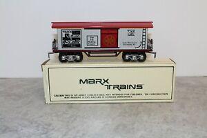Modern Marx O-Gauge #7265 Tin Railway Empire Car New In Box