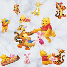 Carton Winnie the Pooh Wall Sticker Home Decor Art Mural For Kids Baby Room Gift