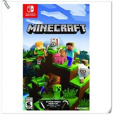 SWITCH Minecraft: Switch Edition Nintendo Adventure Games