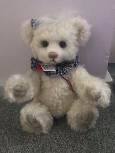 Mohair Alma Bear By Rens Bears BNWT