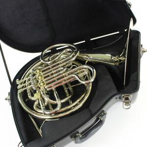 C.G. Conn Model V8D 'Vintage 8D' Professional Double French Horn MINT CONDITION