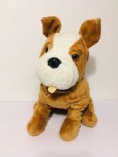 Kohls Cares Dear Mrs Larue Bulldog Plush 2007 Wrinkles 10 Inches