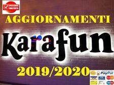 AGGIORNAMENTI  BASI KARAOKE KARAFUN ALTA QUALITA' MP3 2019/20 FINO GIUGNO 2020