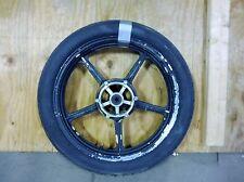 1984 Yamaha Virago XV700 Y586. front wheel rim 19in