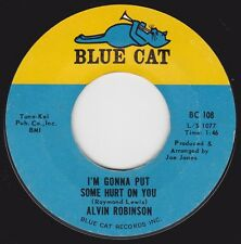 "ALVIN (AL) ROBINSON -""I'M GONNA PUT SOME HURT ON YOU"" / HOW CAN I GET.."" (VG++)"