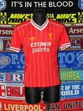 5/5 Liverpool adults S 1982 reto MINT football shirt jersey trikot soccer